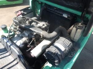 942077 MITSUBISHI Fg10 F25A-00782 ENGINE